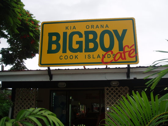 BigBoy Cafe : Look out for the sign!