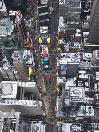 Zip Aviation - Helicopter Tours & Charters : I won't spoil the rest of the flight, but here's a teaser. We looked straight down into Times Sq