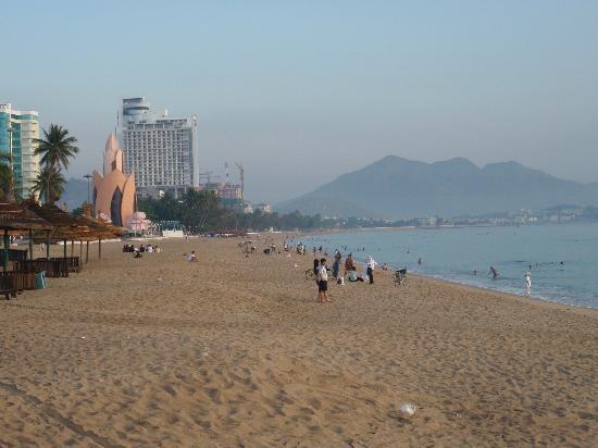 Blue Star Hotel: Nha Trang Beach