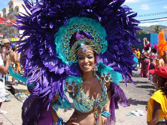 Hilton Trinidad and Conference Centre: Carnival In Port of Spain