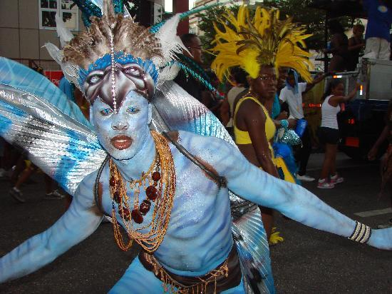 Hilton Trinidad and Conference Centre: Carnival T&T Style