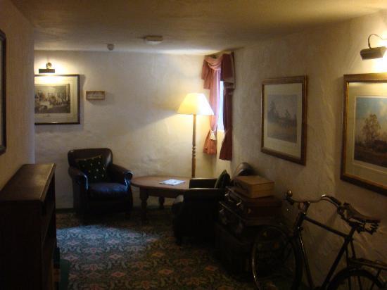 The Bushmills Inn Hotel: Hallway
