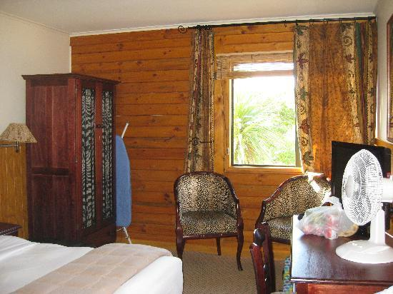 Wellesley on the Lake Taupo: hotel room