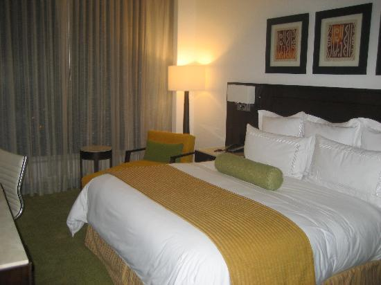 Bogota Marriott Hotel: King Standard Room
