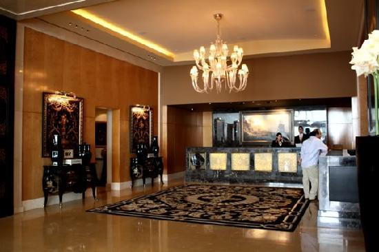 Four Seasons Hotel Beirut: reception