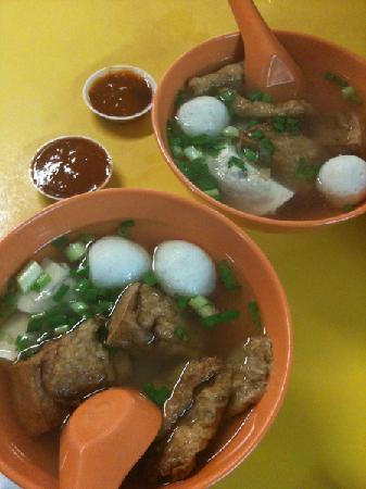 Yong Xiang Xing Yong Tau Foo: The unassuming bowls of goodness