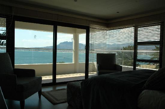 Gordon's Bay, Zuid-Afrika: A room with a view