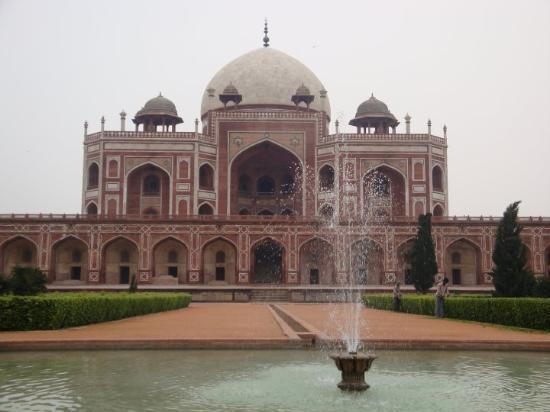 Humayun's Tomb: Raj Mahal
