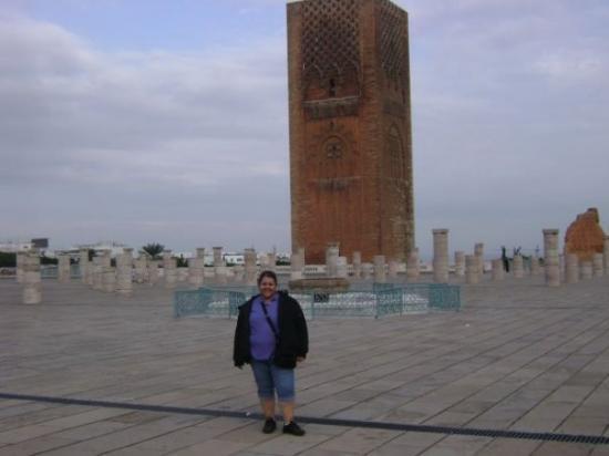 National Archaeology Museum : Atras la Mezquita mas antigua , se encuentra en la Rabat la capital de Morocco