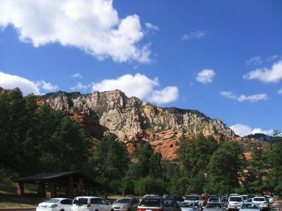 Bilde fra Slide Rock State Park