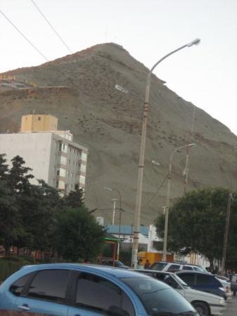 Comodoro Rivadavia, Argentina: nuestro Cerro Chenque