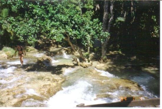 Ocho Ríos, Jamaica: Dunns River Falls
