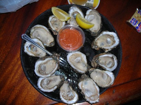 Mmmmmm, Oysters @ Acme Oyster House...does NOT get any better!!!