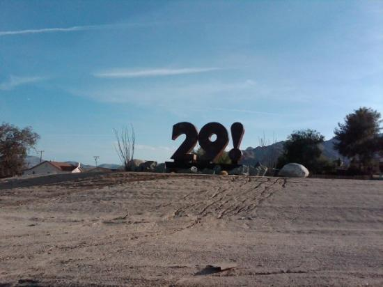Twentynine Palms, CA: some random ishh