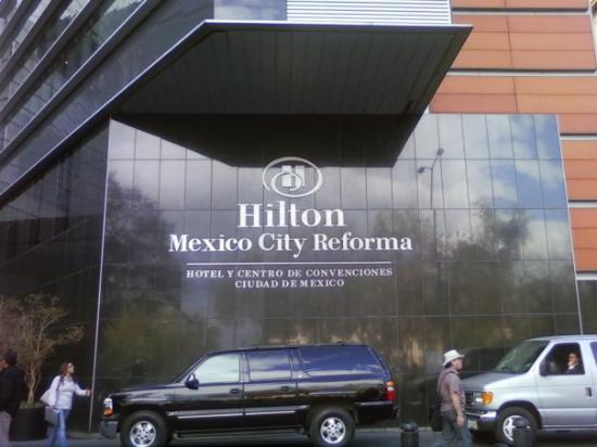 Mexico City Hotels Reforma