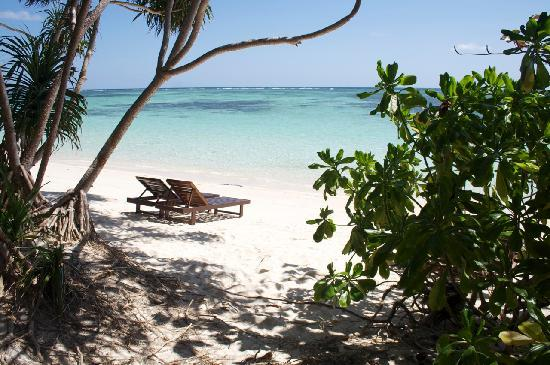 Lankayan Island Dive Resort: A 2 second walk from the room