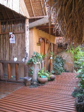 Soppong, Thailand: our room