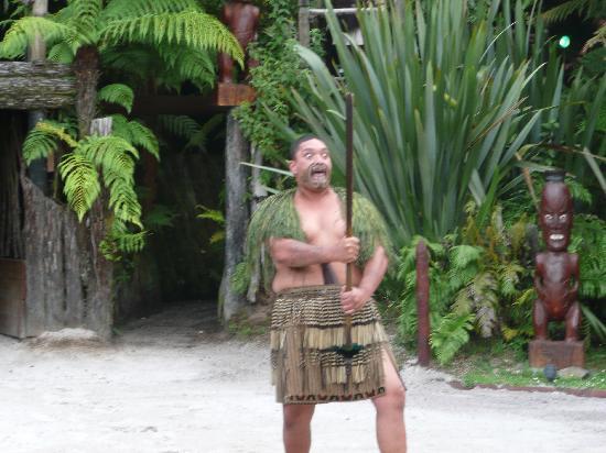 A-Kahu: maori evening