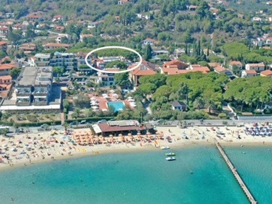 Hotel Barracuda Isola D Elba Marina Di Campo