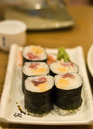Photo of Japanese Restaurant New Generation Sushi at 493 Bloor St. W, Toronto, Canada