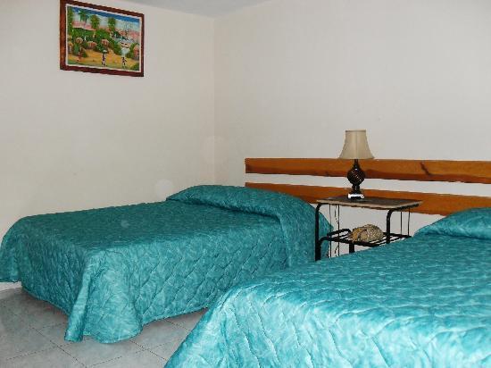 Coconut Villa Hotel: Double room at the Hotel