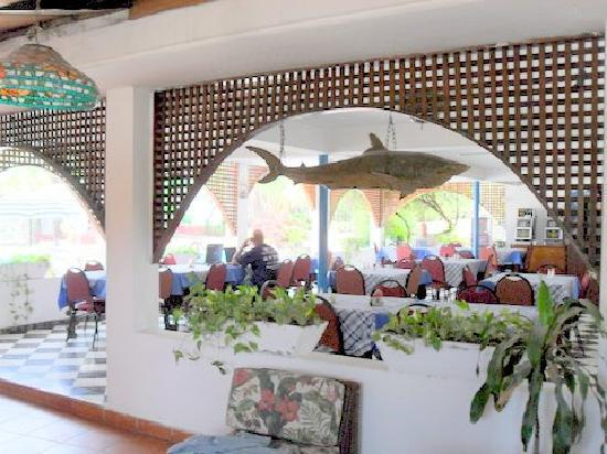 Coconut Villa Hotel: Excellent restaurant