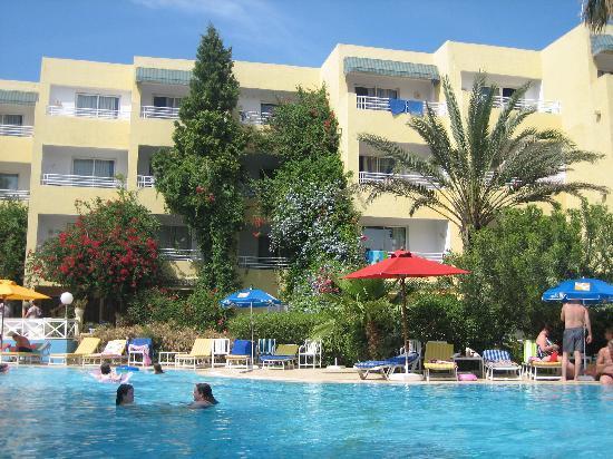 smartline Hammamet Regency: Pool area