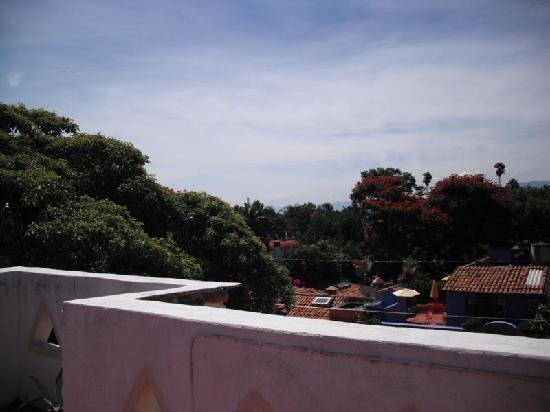 Hotel Casa Blanca: A beautiful view from the roof