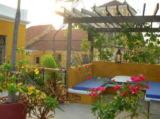 Casa El Carretero: Casa del Carretera Roof Pool – Inglese del Trinidade