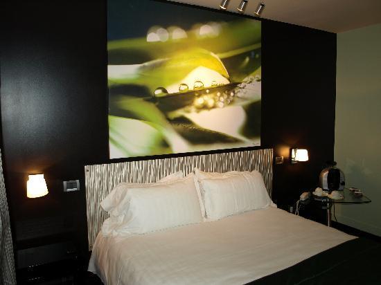 Le Fabe Hotel : habitación