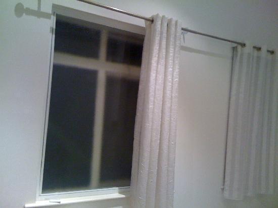 Hotel 82: Room 103's fake windows