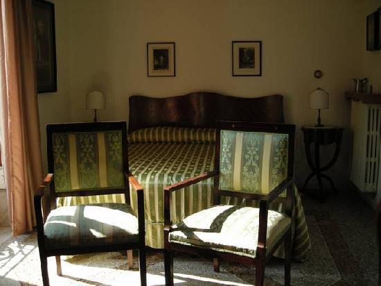 Villa Vollono : camera matrimoniale belvedere