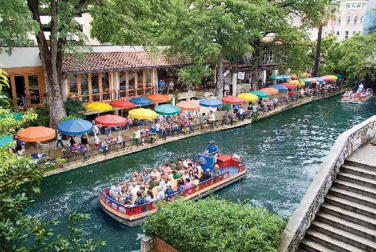 San Antonio Visitor Bureau Photo San Antonio Texas