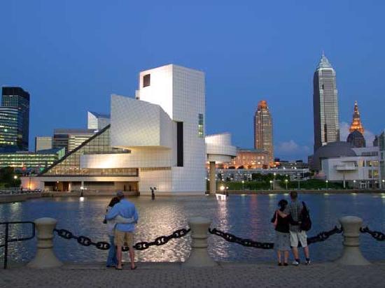 Кливленд, Огайо: Cleveland Visitor Bureau photo