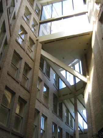 Atrium @ Crockett Hotel