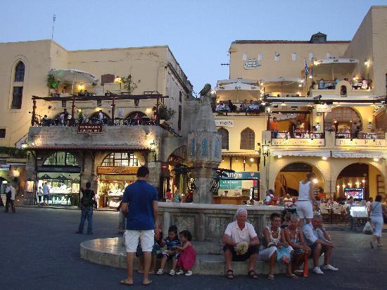 Medieval City: vieile ville