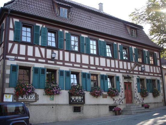 Oberderdingen, Niemcy: Casa padronale