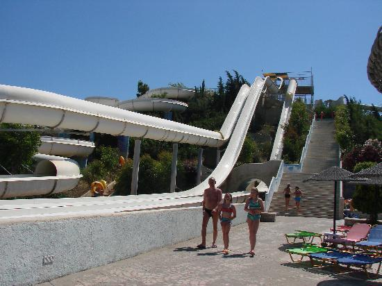 WaterPark: aqua park