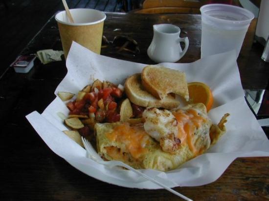 Bilde fra San Diego Pier Cafe
