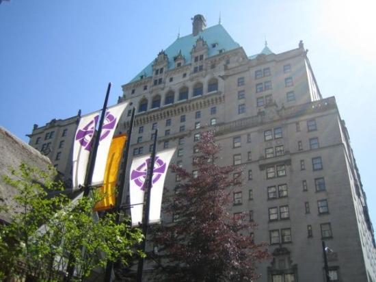โรงแรม เดอะ แฟร์มอนท์ แวนคูเวอร์ ภาพถ่าย