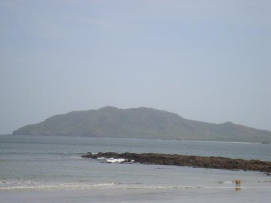 Tamarindo, Costa Rica : BEAUTIFUL VIEW OF ONE OF THE BEACHES.