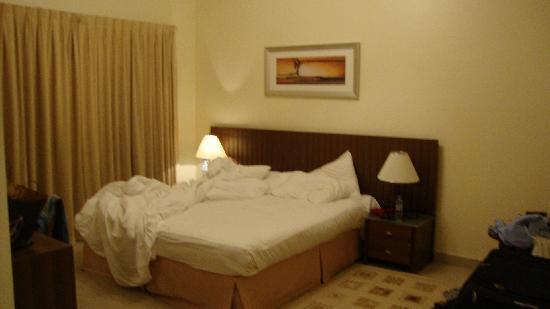 Al Barsha Hotel Apartments by Mondo: livingroom