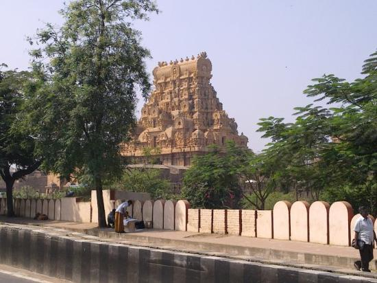 Second Stop - Thanjavur.