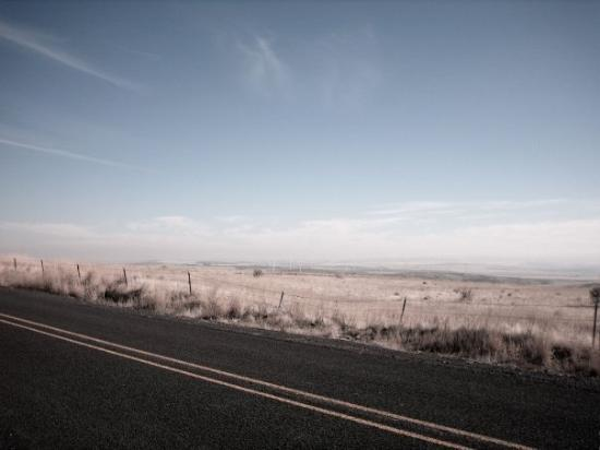 Condon, OR: hellllooooooo anybody there talk about wide open spaces !!