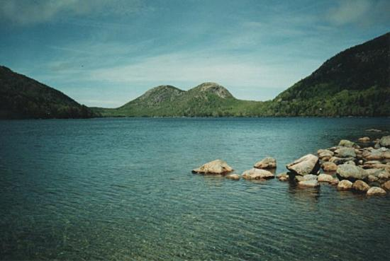 Acadia National Park Tours: Jordon Pond; Acadia National Park, Maine