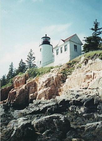 ‪‪Bass Harbor‬, ‪Maine‬: Bass Harbor Lighthouse, Maine‬