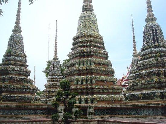 Temple du Bouddha Couché (Wat Pho) Photo