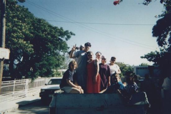 Petionville, Haiti: Ready to roll!
