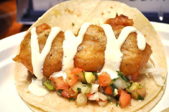 Dorado Tacos & Cemitas : DORADO Shrimp Taco