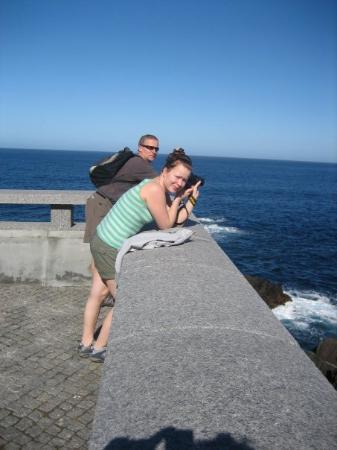 Porto Moniz, Portugal: isukki. maha on kaveri<3